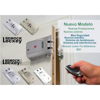 Cómo instalar una cerradura invisible REMOCK LOCKEY