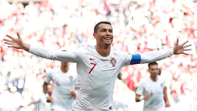 Portugal vs Maroko 1 - 0 2018 Piala Dunia: Maroko Melancarkan Serangan Tetapi Portugal Yang Mendpatkan Kemenangan