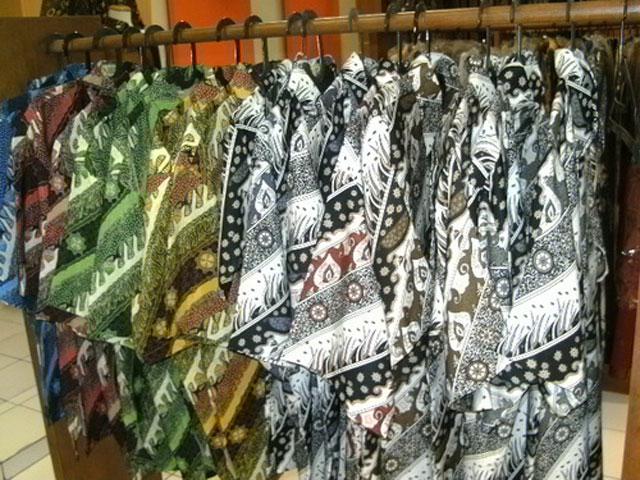 Batik Lereng Lesung