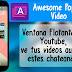Awesome Pop-up Video Premium v1.1.9 Apk