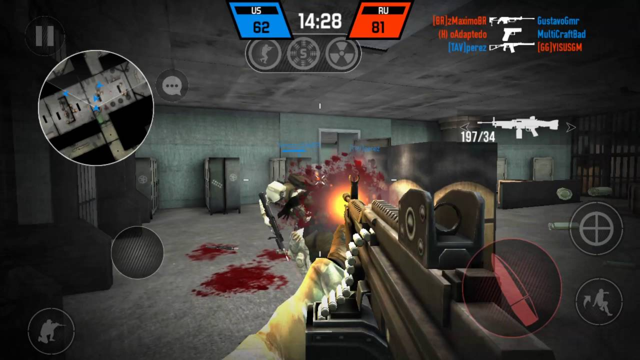 Bullet Force Games