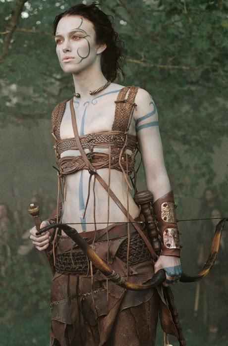 Travis Simpkins King Arthur 2004 Keira Knightley Clive Owen And Ancient Legend