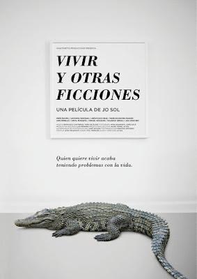 Vivir Y Otras Ficciones 2016 Custom HDRip NTSC Spanish