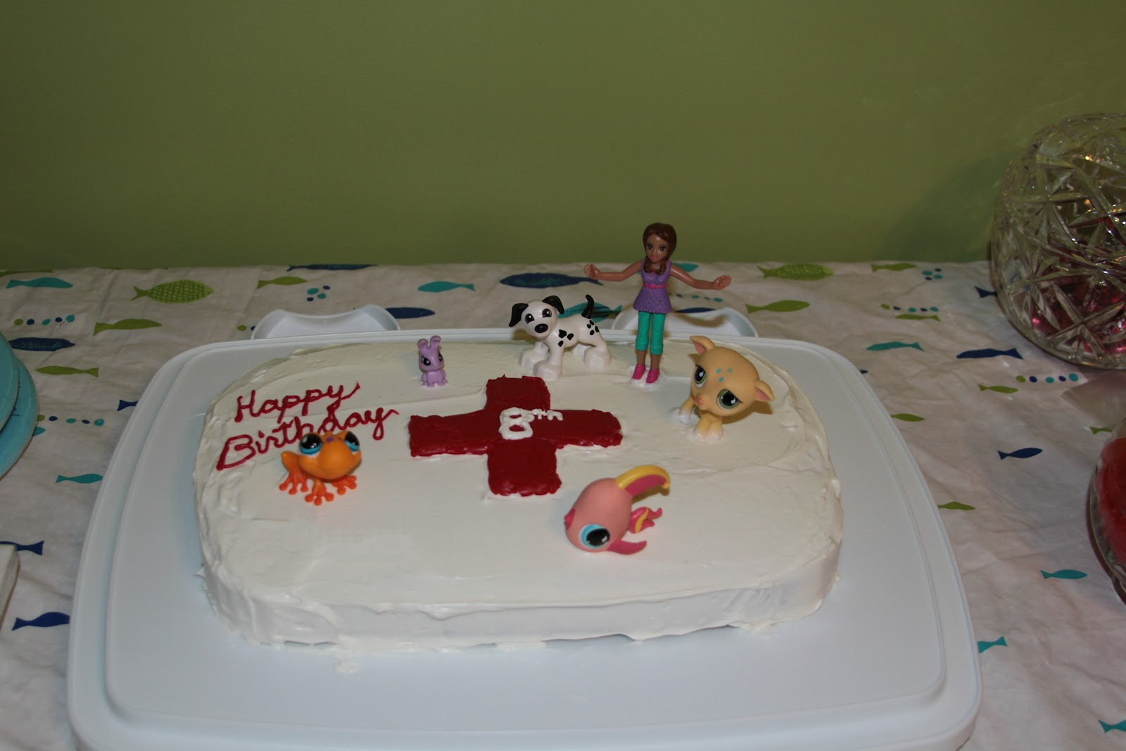 A Longing Fulfilled Veterinarian Birthday