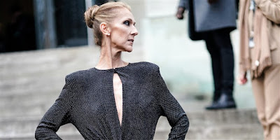 5 Health Risks If You Have a Too Thin Body Like Celine Dion