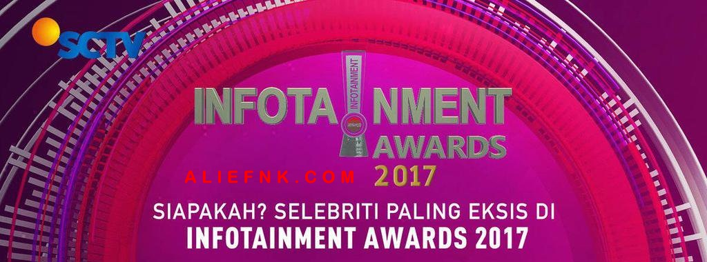 Infotainment Awards 2016 SCTV [image by @SCTV_]