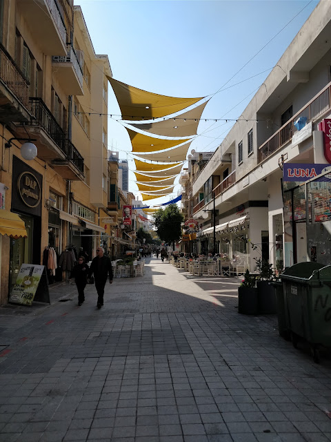 Led Street, South (Greek) Nicosia