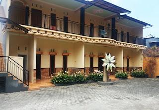 Villa Kamaran Bagus dan Murah di Kota Batu Malang