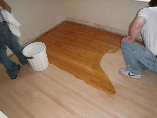 Tung Oil Being Lied By The Contractors