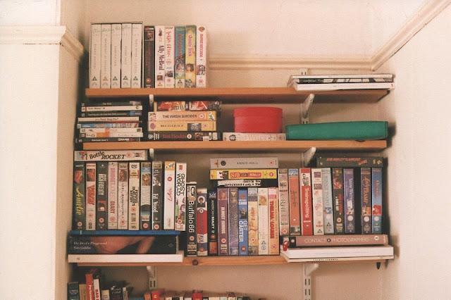 Sebelum era VCD/DVD, VHS adalah rajanya.