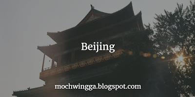 Destinasi Wisata Muslim di Cina