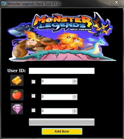 Download Monster Legend Hack Tool Zippyshare