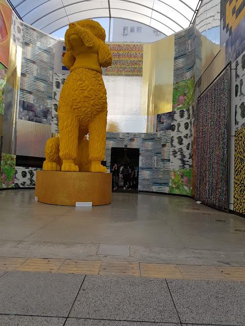 poodle gigante galeria melissa oscar freire