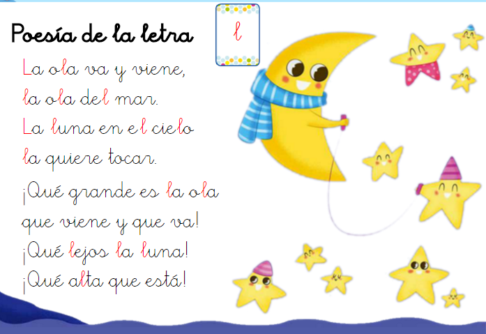 Rasi Poesia De La Letra L