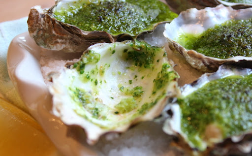Next Up: Oyster Rockefeller