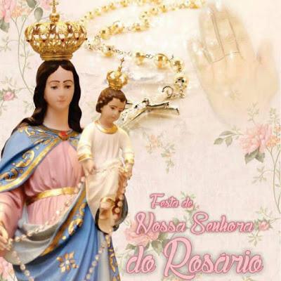 altonoticias: ALTO DO RODRIGUES - Terceira noite dos festejos da Padroeira Nossa  Senhora do Rosário