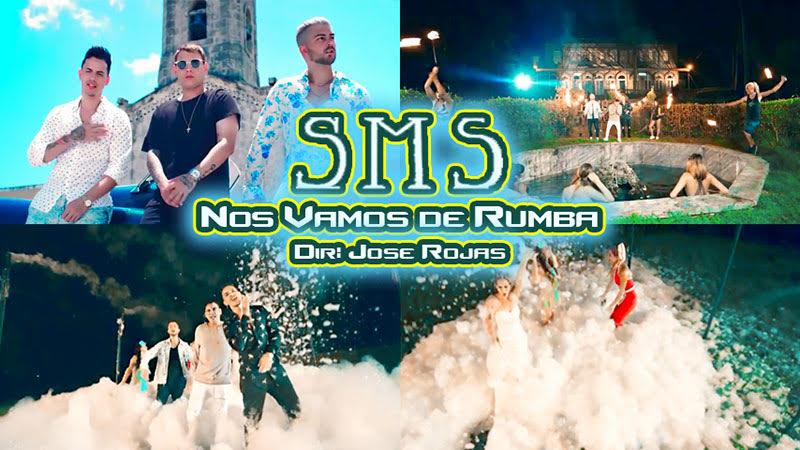 SMS - ¨Nos vamos de rumba¨ - Videoclip - Director: Jose Rojas. Portal Del Vídeo Clip Cubano