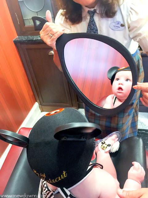 Baby's 1st Haircut Disney