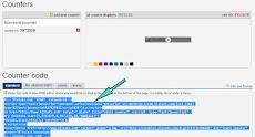Cara Lain Memasang Histats Agar Tidak Terlihat Di Blog