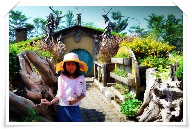 farm house lembang tempat wisata terkenal di bandung