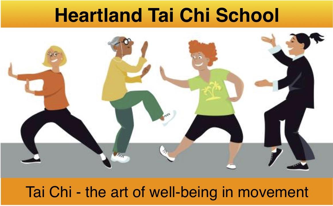 Heartland Tai Chi: Free Taster Class near Pershore