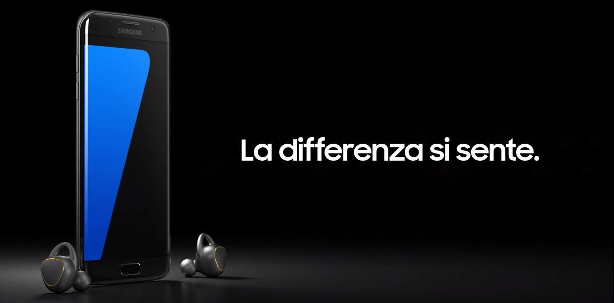 Canzone Samsung Gear IconX Pubblicità ''La differenza si sente''