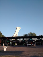Montréal parc Maisonneuve stade olympique