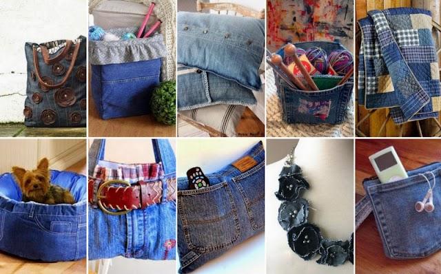 100+ Ιδέες για DIY Κατασκευές από παλιά ...Jean