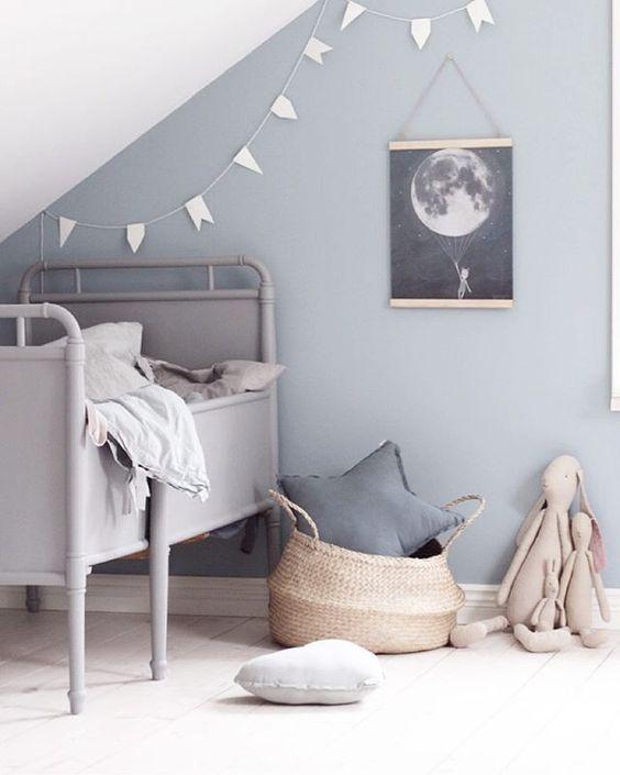 Vintage kids una habitaci n infantil de estilo n rdico for Habitacion infantil estilo nordico