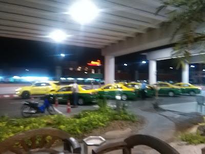 Bangkok-taxis