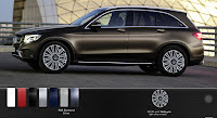 Mercedes GLC 250 4MATIC 2018 màu Nâu Citrine 796