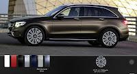 Mercedes GLC 250 4MATIC 2019 màu Nâu Citrine 796