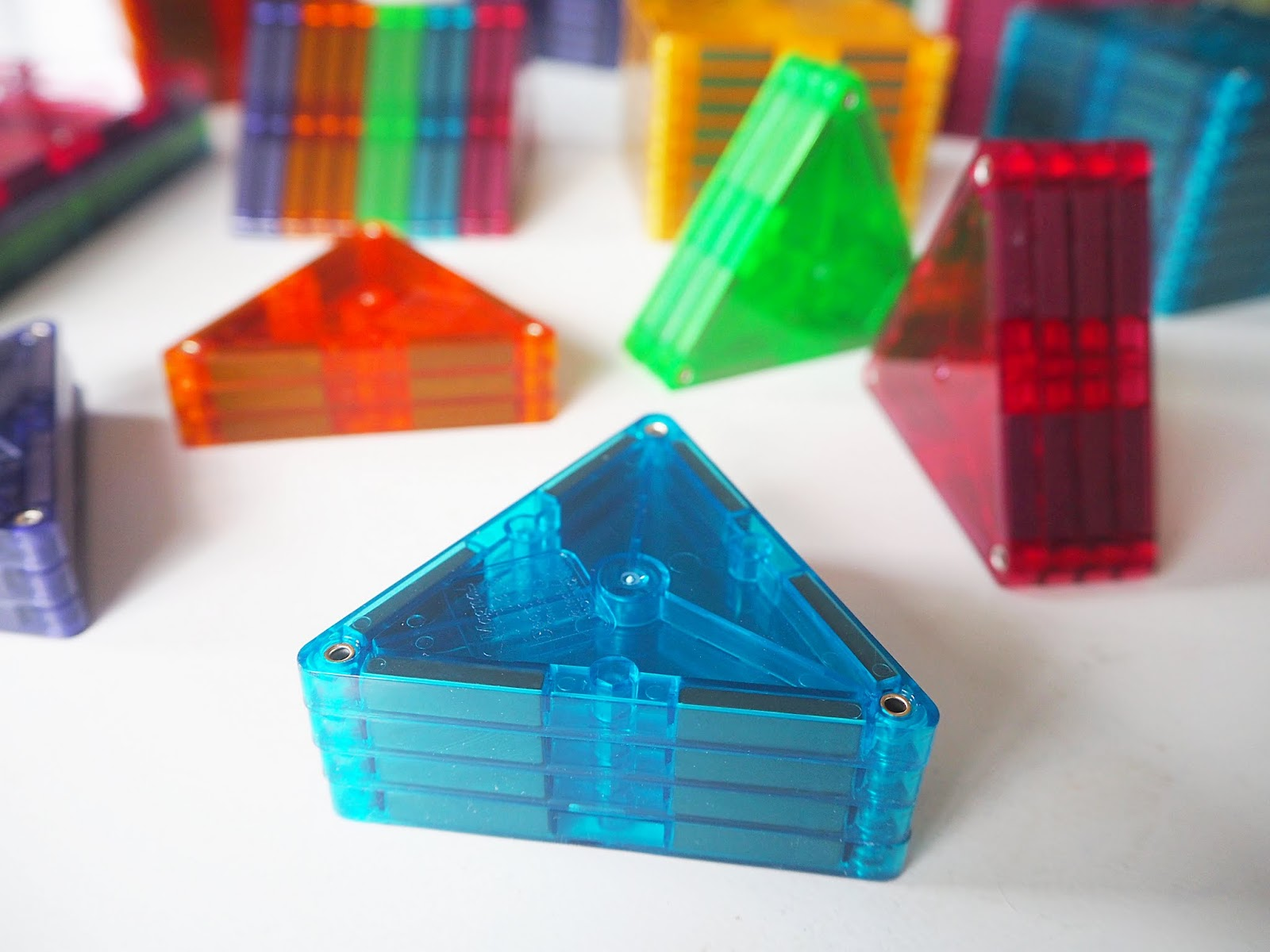 Learn with Play at Home Best Educational Toys for Kids Magna Tiles