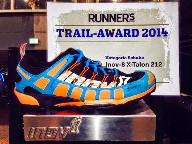 01aaf047 Senest i år vant skoen en runners world-kåring for beste trail-sko. Se mer  på Inov-8's nettsider