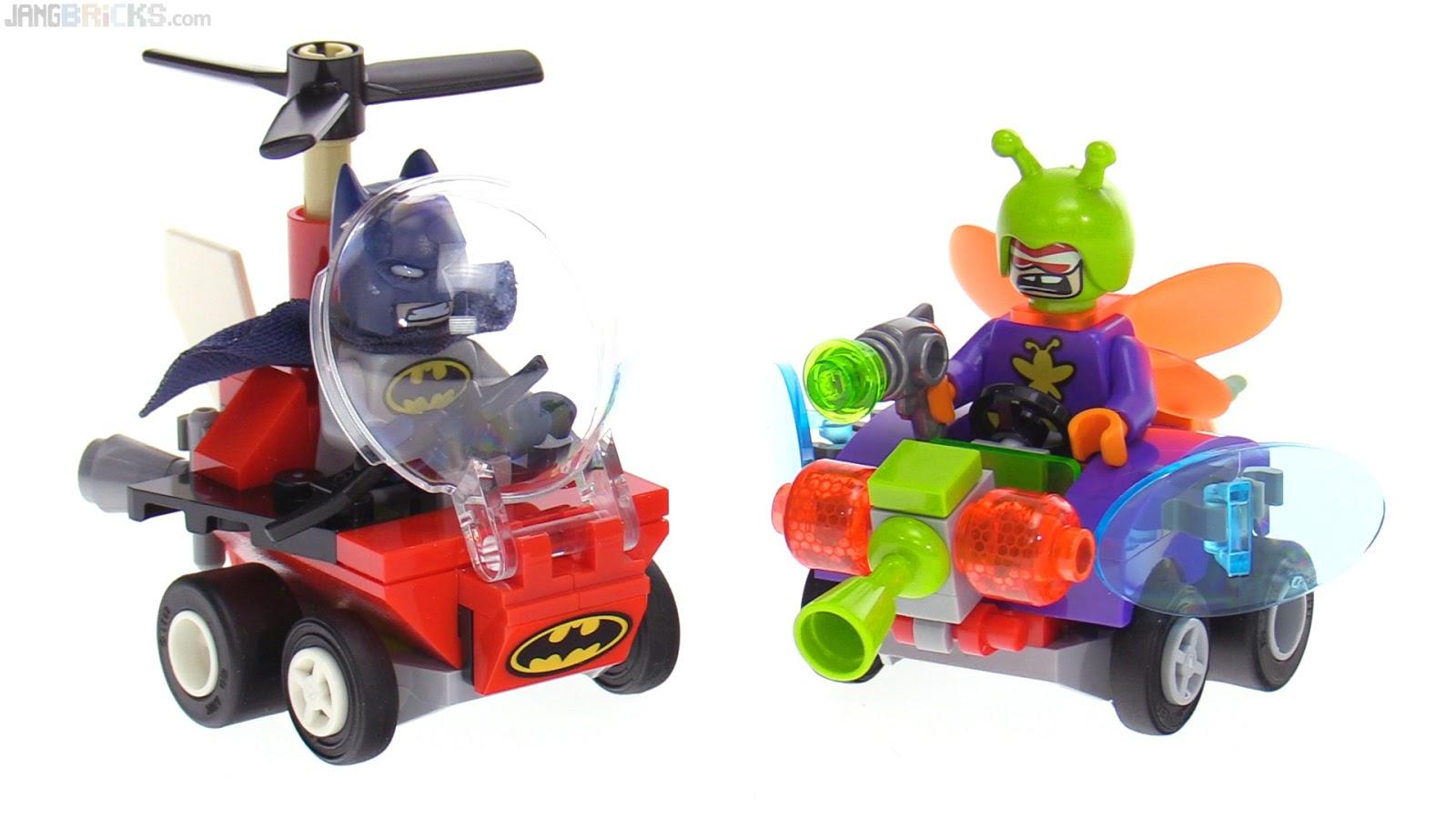 LEGO Batman vs Killer Moth Mighty Micros review! 76069