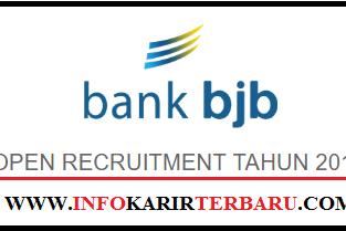 RECRUITMENT BANK BJB TAHUN 2017
