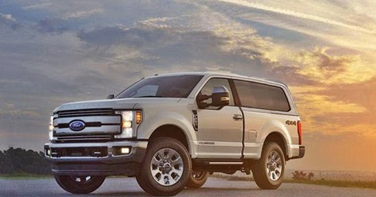 2018 Ford Bronco Price, Engine, Specs, Release DateICARS