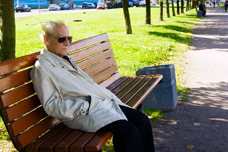 States With Highest Proportion of Isolated Seniors Could Be Best Place to Age Alone
