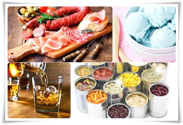 Makanan Yang Tidak Boleh Dikonsumsi Penderita Polip Hidung