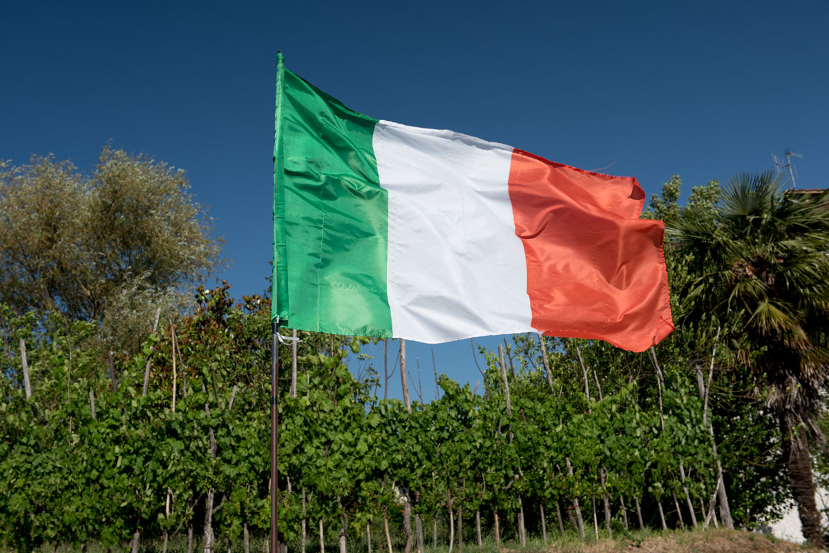 Nasze podróże z dziećmi: Włochy