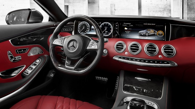 S65 Amg Interior Bing Images