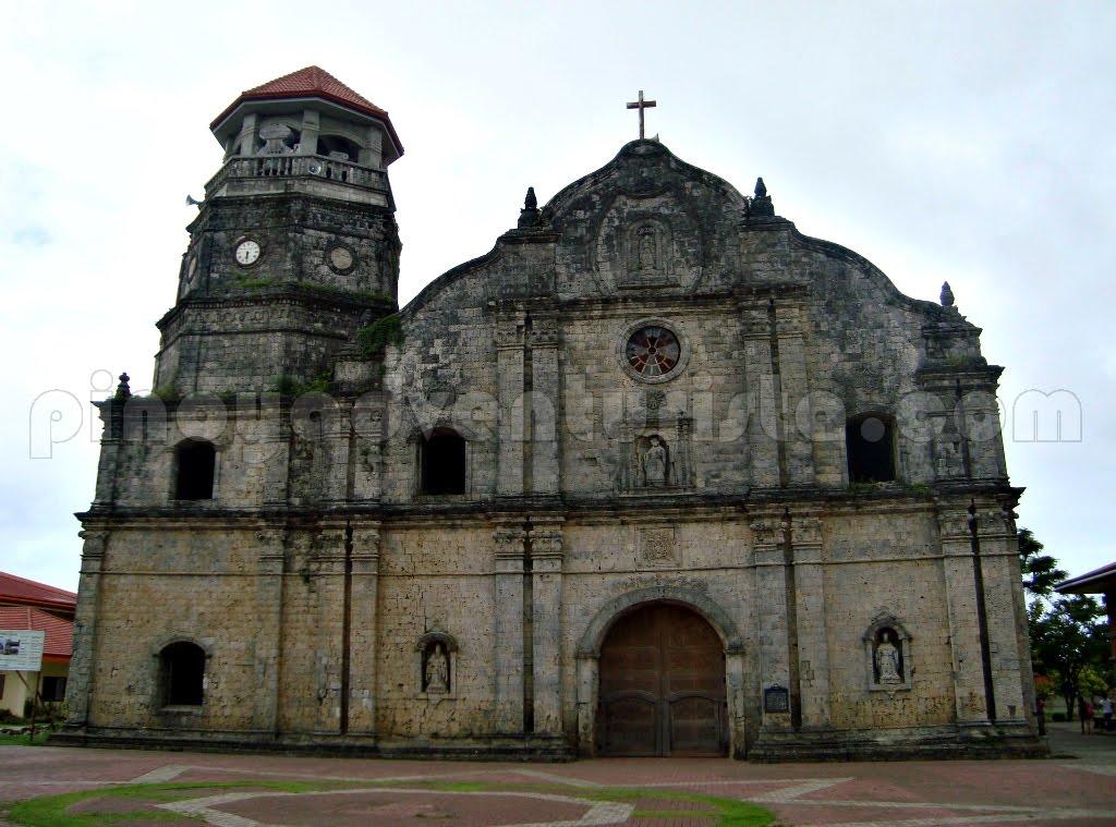 Capiz Pan Ay Church And The Biggest Catholic Church Bell