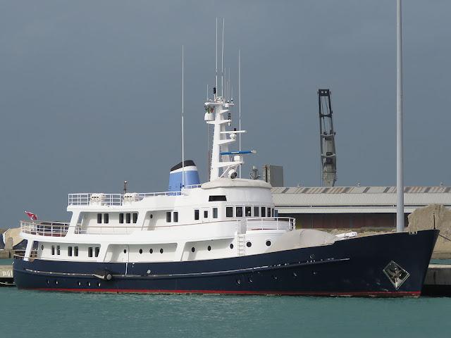 Ice Lady, IMO 8876558, porto di Livorno