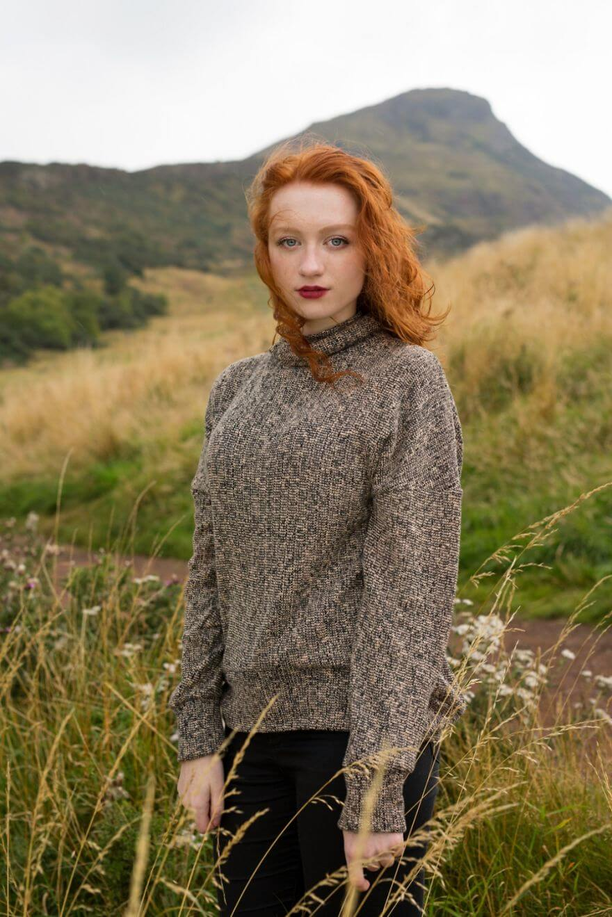 30 Stunning Pictures From All Over The World That Prove The Unique Beauty Of Redheads - Sophie From Stirling, England