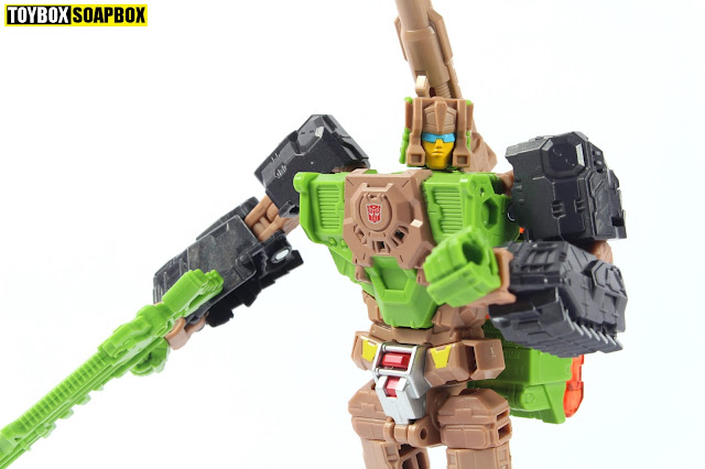transformers legends hardhead