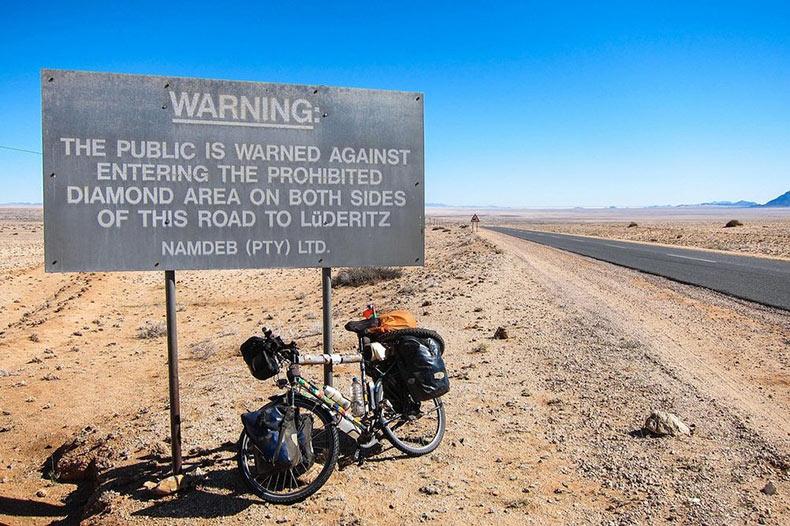 Sperrgebiet, el parque prohibido de diamantes | Namibia