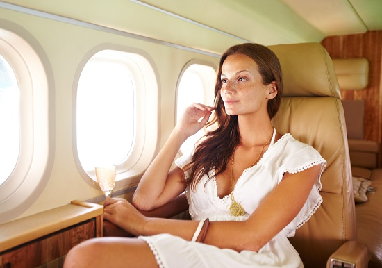 5 Consejos para viajar tranquilamente en avión