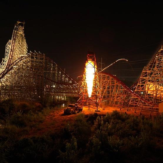I Love Adrenaline: Roller Coasters