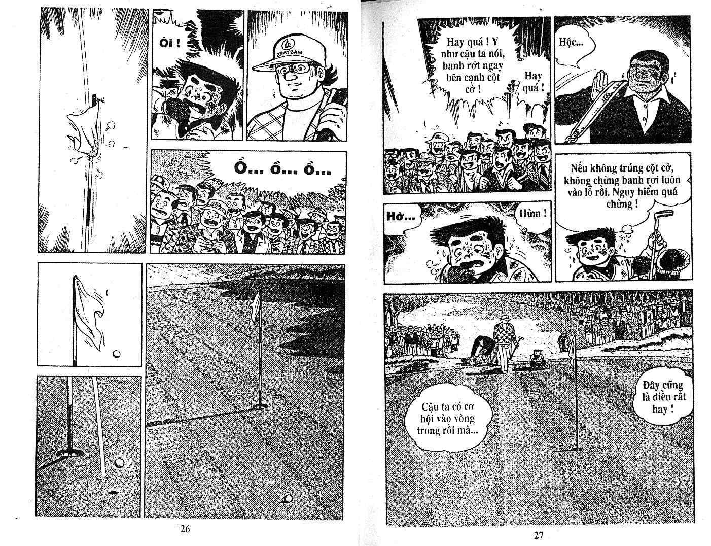 Ashita Tenki ni Naare chapter 20 trang 12