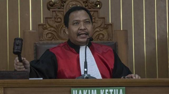Gugurkan Pra Peradilan Setnov, Kusno Disebut Hakim Berintergritas